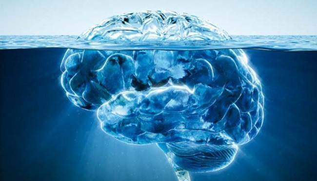 Représentation de notre Conscient et de notre Inconscient